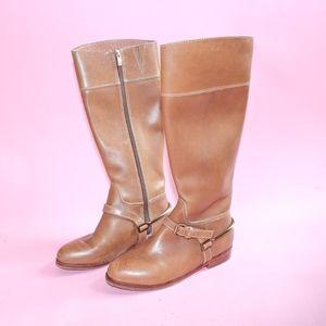 Pour La Victoire Cognac Equestrian Riding Boots